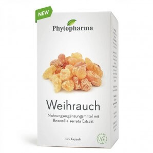 Phytopharma Weihrauch Kapseln (120 Stk)