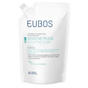 EUBOS SENSITIVE DUSCHÖL Nachfüllpackung (400ml)