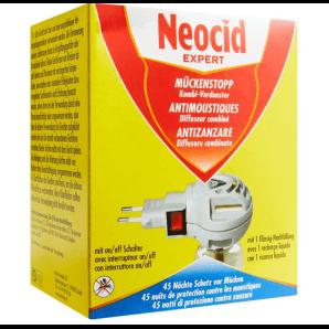 Neocid Expert Mückenstopp Kombi-Verdunster (1 Stk)