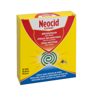 Neocid Expert mosquito coils (10 pieces)