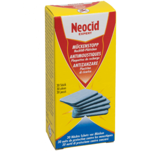 Neocid Expert refill plates (30 pieces)