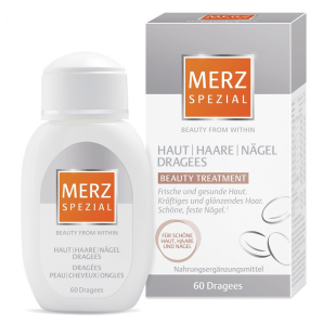 MERZ SPEZIAL Skin Hair Nails Coated Tablets (60 pieces)