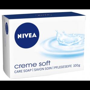 Nivea Care Soap Creme Soft Duo (2x100g)