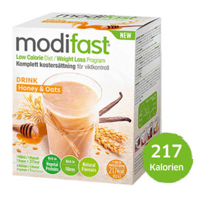 Modifast Natural Drink Honig & Cerealien (4x55g)