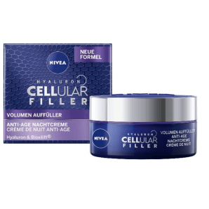 Nivea Nachtcrème Hyaluron Cellular Filler Volumen (50ml)