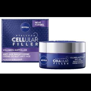 Nivea Night Cream Hyaluron Cellular Filler Volume (50ml)