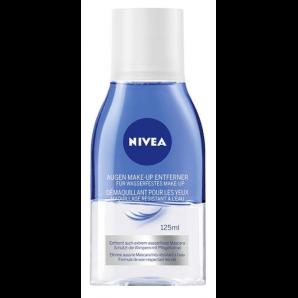 Nivea eye make-up remover waterproof (125ml)