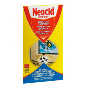 Neocid Expert decorative fly bait (4 pieces)