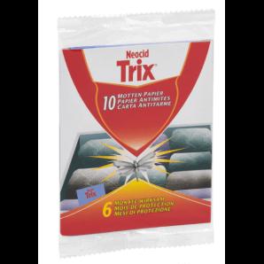 Neocid Trix moth paper (10 pieces)