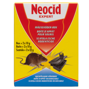 Neocid Expert mouse bait box (20g)