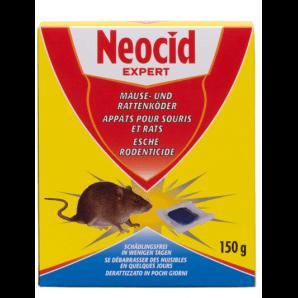 Neocid Expert Mäuse- und Rattenköder (150g)