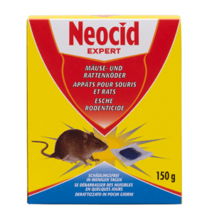 Neocid Expert mouse and rat bait (150g)
