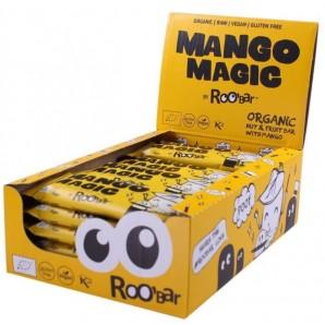 RooBar La Barre D'Aliments Crus Mango Magic (20x30g)