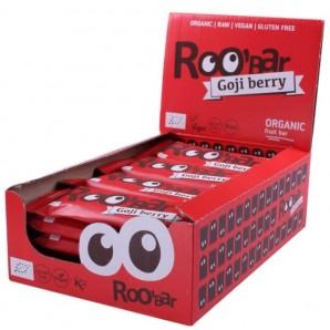 RooBar Raw Food Bar Goji Berries (16x50g)