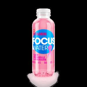 FOCUS WATER care Mirabelle / Rhubarb (50cl)
