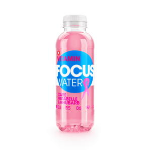FOCUS WATER care Mirabelle/Rhabarber (50cl)