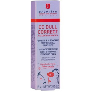 Erborian KOREAN SKIN THERAPY CC DULL CORRECT (15ml)
