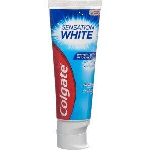 Colgate dentifrice Sensation White (75ml)