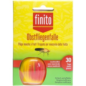 Finito Fruit Fly Trap Apple (1 pc)