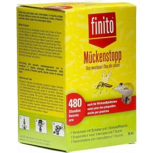 Finito Mosquito Repellent Plug + Liquid (36ml)