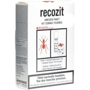 Recozit Ameisen Paket (1 Stk)