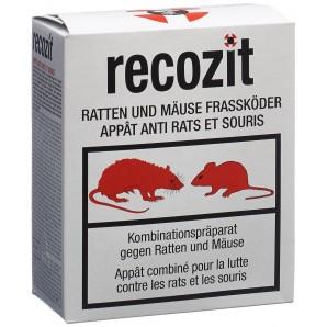 Recozit Rats And Mice Feeding Bait (10x15g)