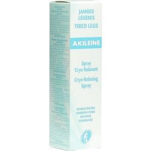 AKILEÏNE LIGHT LEGS Cryo Relaxing Spray (150ml)