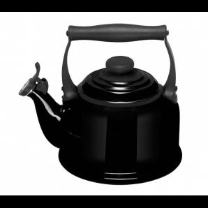 Le Creuset kettle Tradition black