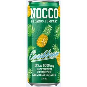 NOCCO BCAA Caribbean sans caféine (330ml)