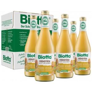 Biotta organic breakfast (6x5dl)
