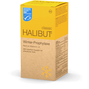 Halibut Classic (280 capsules)