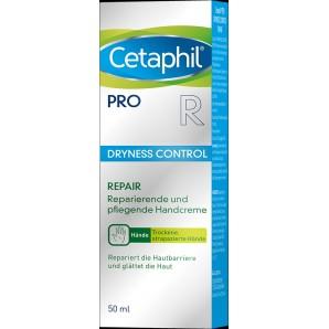 Cetaphil La Crème Pour Les Mains PRO Réparation De Contrôle De La Sécheresse (50ml)