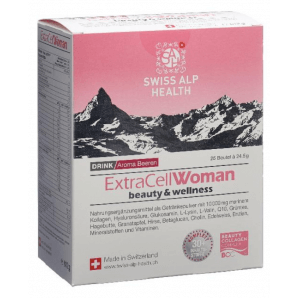 Swiss Alp Health Extra Cell Woman Drink Beauté & Bien-être (25 pcs)