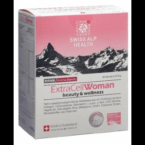 Swiss Alp Health Extra Cell Woman Drink beauty & wellness (25 pcs)