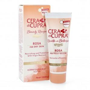 CERA DI CUPRA Rosa Anti-Aging Creme Für Trockene Haut (75ml)