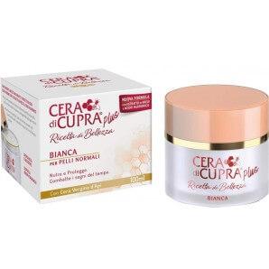 CERA DI CUPRA Bianca Anti-Aging Creme Für Normale & Fettige Haut (100ml)