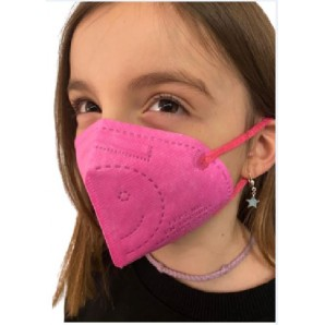 IG Mask FFP2 colored respirator mask for children (20 pieces)