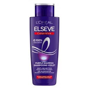 L'Oréal Elsève Color Vive Purple Shampoo Anti Yellowing (200ml)