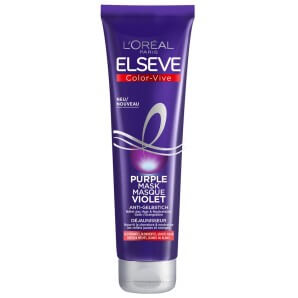 L'Oréal Elsève Color Vive Purple Anti Yellow Tinge Mask (150ml)