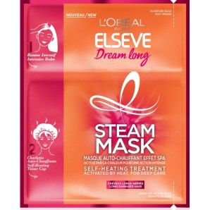 L'Oréal Elsève Dream Long Steam Mask (1 pc)