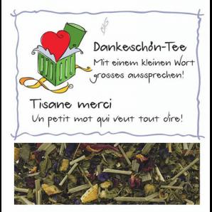 Herboristeria Dankeschön-Tee (90g)