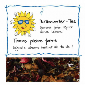Herboristeria Purlimunter-Tee (160g)