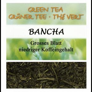 Herboristeria Green Tea Bancha (100g)