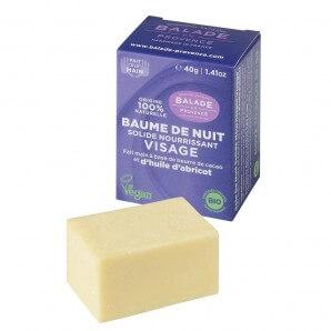 BALADE EN PROVENCE Crème De Nuit Ferme Visage (40g)