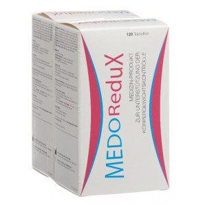 MEDOREDUX tablets (2x120 pcs)