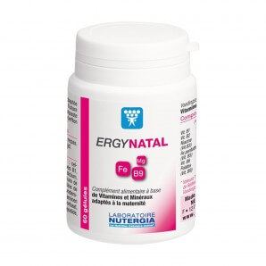 Nutergia ERGYNATAL Kapseln (60 Stk)