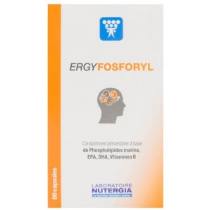 Nutergia ERGYFOSFORYL Capsules (60 pieces)