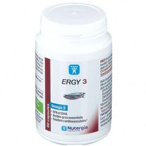 Nutergia ERGY 3 Kapseln (60 Stk)