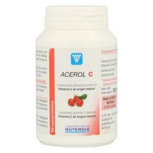 Nutergia ACEROL C Tablets (60 pieces)