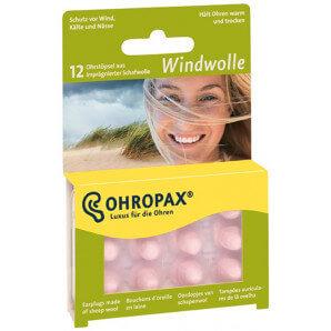 OHROPAX Windwolle (12 Stk)
